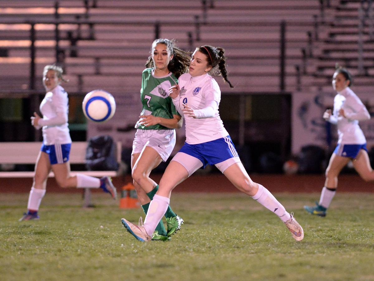 Lampasas vs Burnet Girls Soccer
