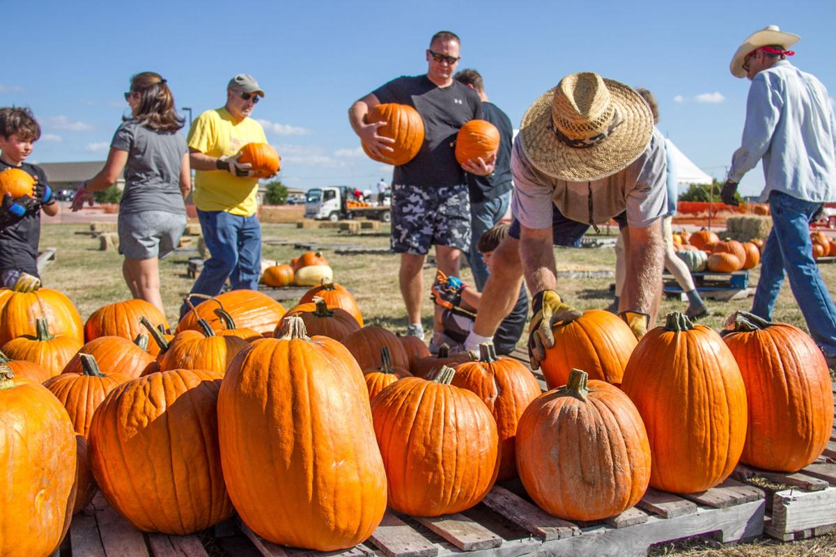 First United Methodist Church Pumpkin Patch Delivery