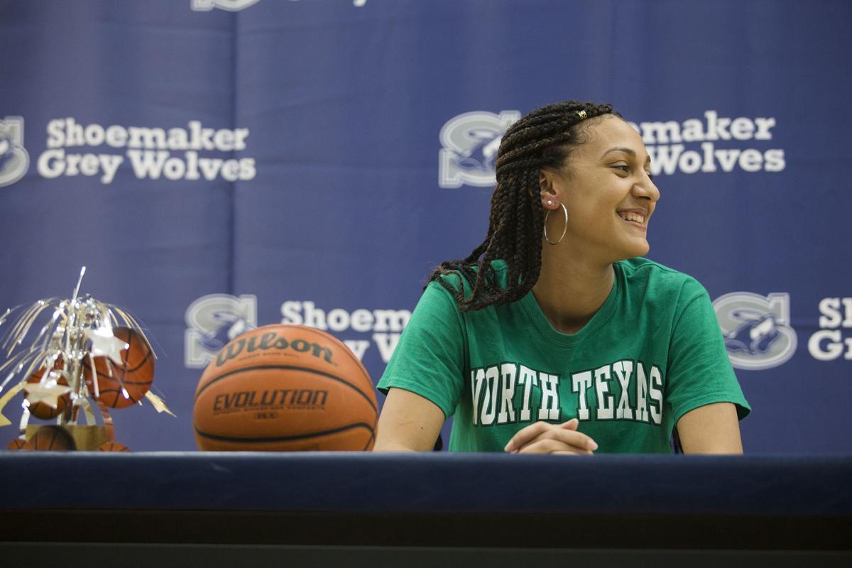 Basketball Signing
