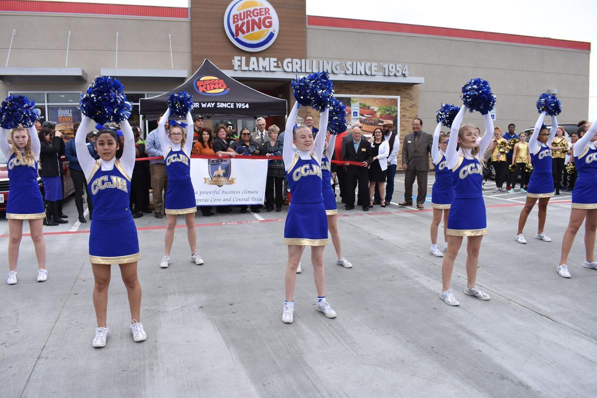 Burger King reopening