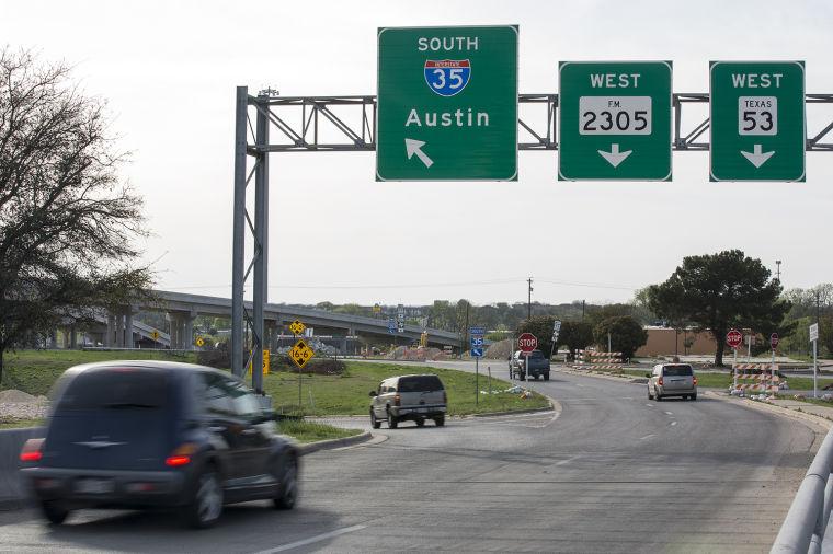 Interstate 35 bridge