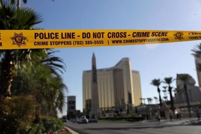 Chaos of Las Vegas shooting promoted fears of wider attack