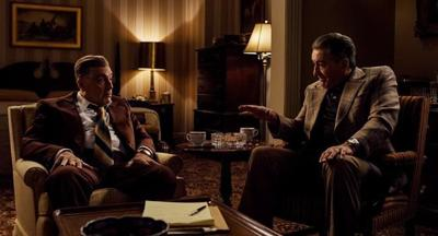 'The Irishman' named best picture by New York Film Critics