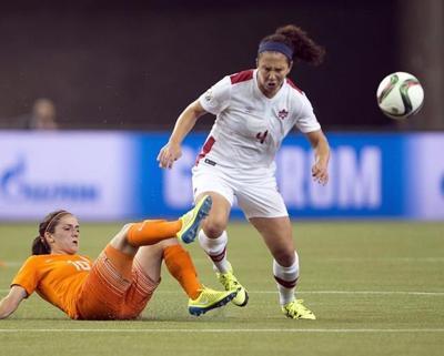 Former Canada international Carmelina Moscato take job with Canada Soccer Business