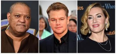 Stars of 'Contagion' reunite for a PSA