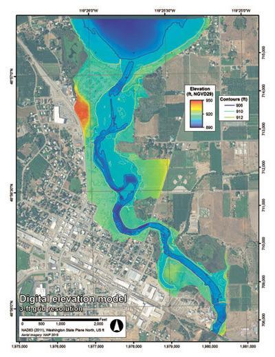 okanagan lake depth map Water Board Official Says Underwater Maps Of Valley Lakes Would Be okanagan lake depth map