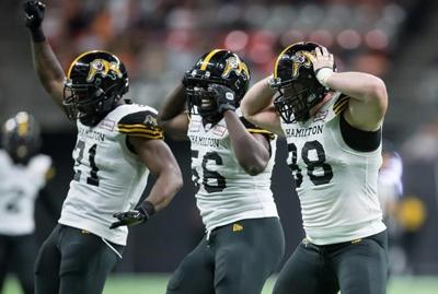 Hamilton Tiger-Cats claw out 13-10 win over B.C. Lions