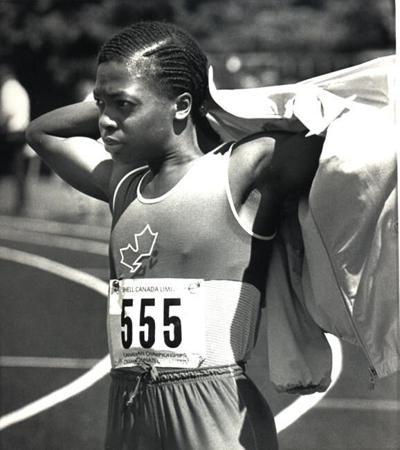 Canadian Olympian, sprinter Angela Bailey dies
