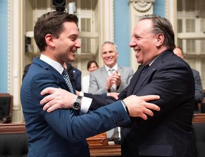 Groups launch challenge of Quebec's secularism bill one day after it becomes law