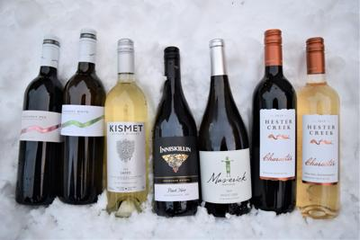 7 January wines