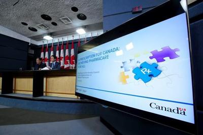 Highlights from expert panel report on national pharmacare plan