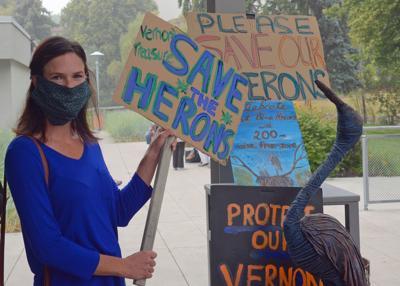 Save the herons