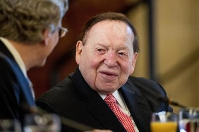 Sheldon Adelson, casino mogul and GOP donor, dies at 87