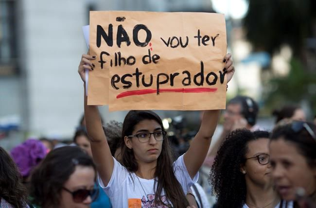 Thousands protest proposal for total abortion ban in Brazil