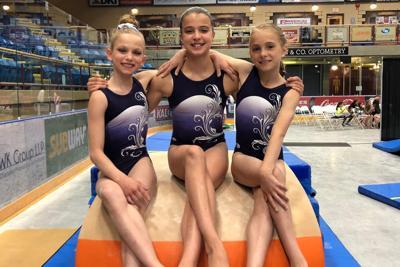 Gymnastix champions