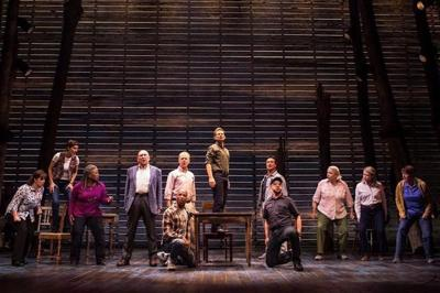 Mirvish aims for screech-in world record at 'Come From Away' performance
