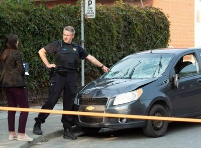 Driver arrested after nine pedestrians injured by car in Montreal