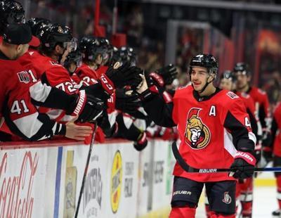 Senators score three early goals, Nilsson makes 38 saves as Sens beat Hurricanes