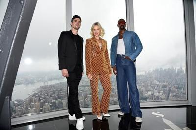 LaQuan Smith throws a fashion party at Empire State Building