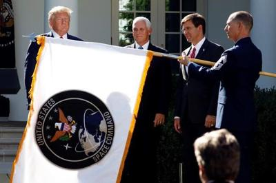 US Space Command site to be located in Huntsville, Alabama