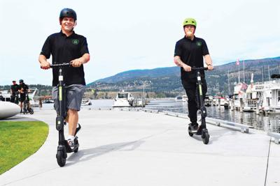 Ogo Scooters