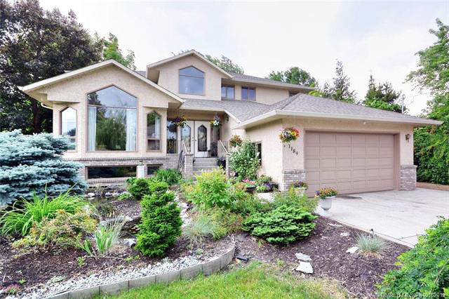 average-priced house