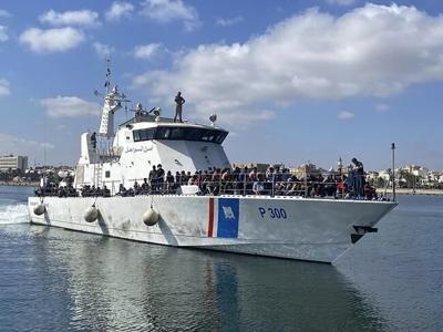 UN migration official: 20 migrants drown off Libya's coast