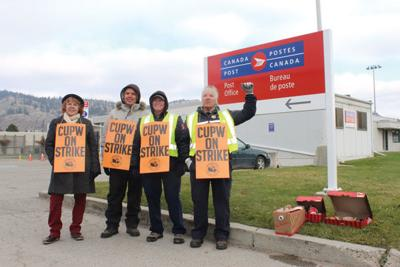 postal strike canada post