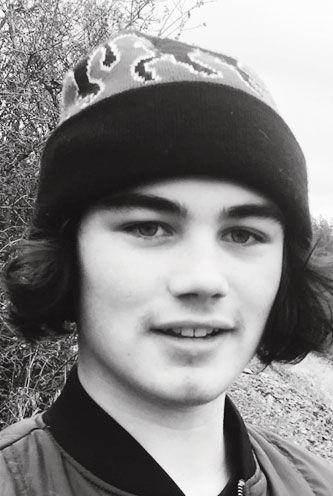 Drowned teen