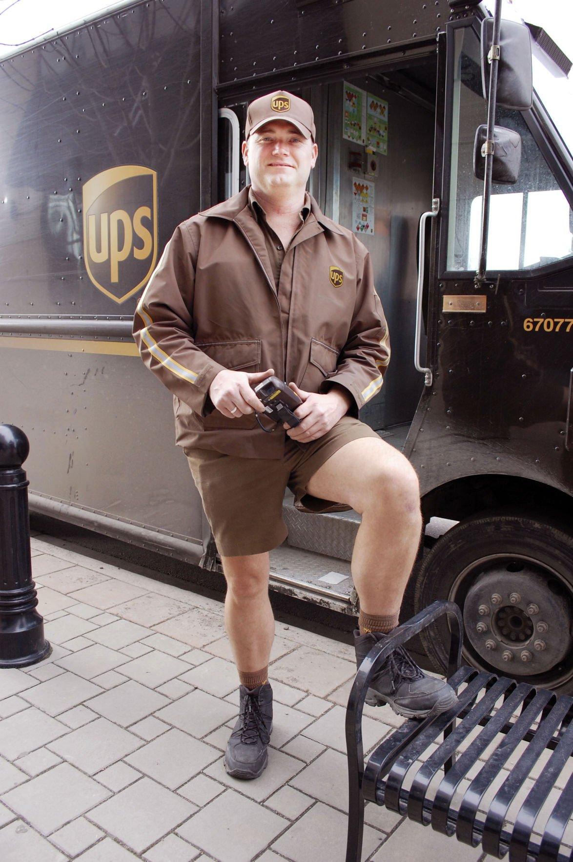 ups driver gay