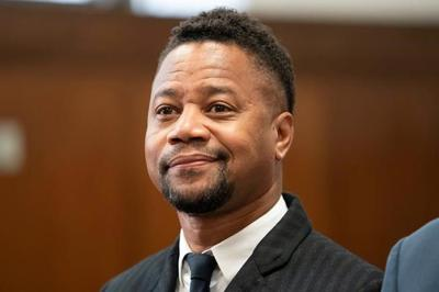 The Latest: Cuba Gooding Jr. facing new undisclosed charge