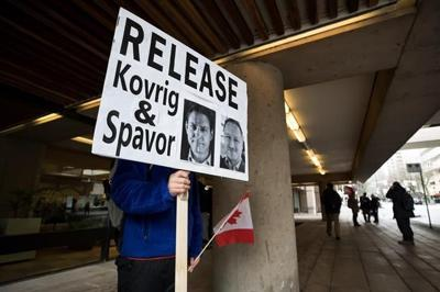 China agrees to increase consular, family access for Spavor and Kovrig