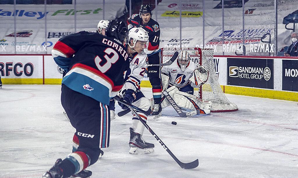 Rockets fall in OT, but still hot in the WHL