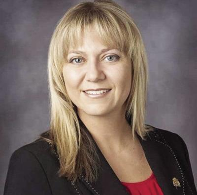 MP Tracy Gray