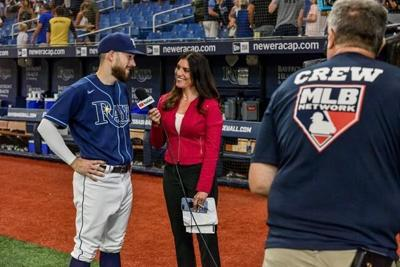 Her story: 1st time all-female broadcast crew calls MLB game