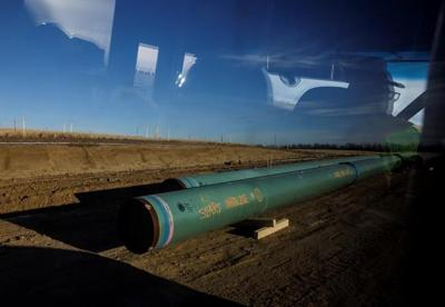 Trans Mountain pipeline construction milestone celebrated in Alberta