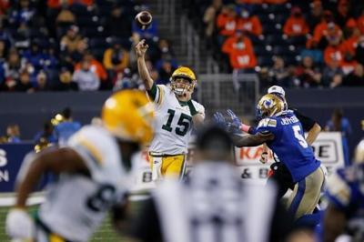 Elizondo turns to rookie quarterback Cornelius as Elks continue to struggle