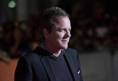 Kiefer Sutherland asks Ford to stop using grandfather Douglas's name and picture