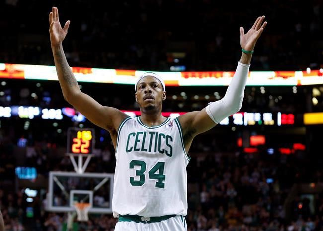 Paul Pierce's Celtics jersey will be retired for 2017-18 National Basketball Association season