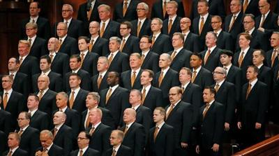Mormon choir Christmas concert cancelled due to pandemic