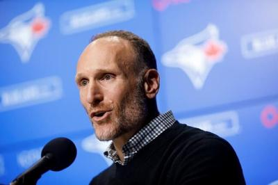 Toronto Blue Jays sign president and CEO Mark Shapiro to five-year contract extension