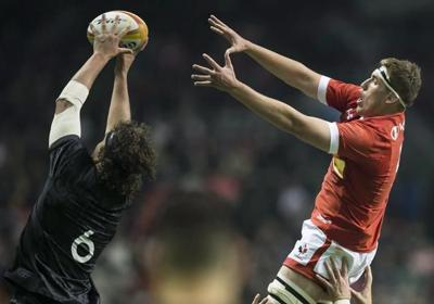 Canadian forward Josh Larsen given three-game ban after Rugby World Cup red card