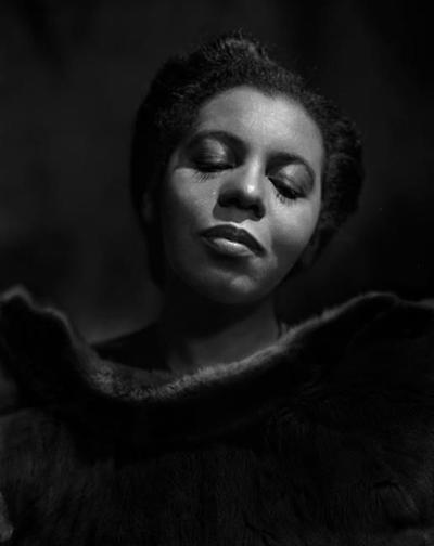 Poem gives fresh voice to African-Canadian pioneer of song and stage, Portia White