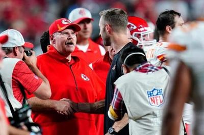 Chiefs' Reid deflects attention as he approaches NFL history