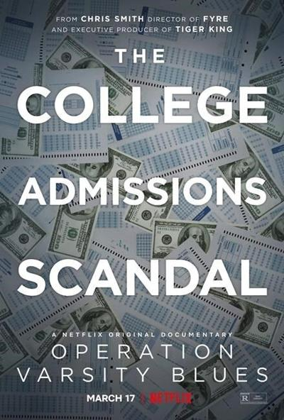 Netflix doc to examine man behind college admissions scandal
