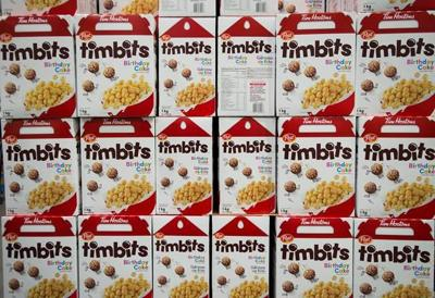 Timbits cereal a novelty, but may dilute Tim Hortons brand, experts say