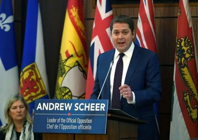 Scheer warns Liberals his Tories are watching as Parliament prepares to return