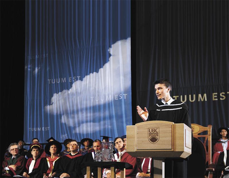 Tim Krupa valedictorian