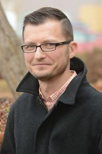 Managing editor David Trifunov
