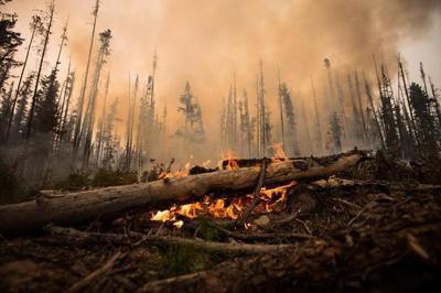 University of B.C. study warns wildfire smoke could make COVID-19 symptoms worse